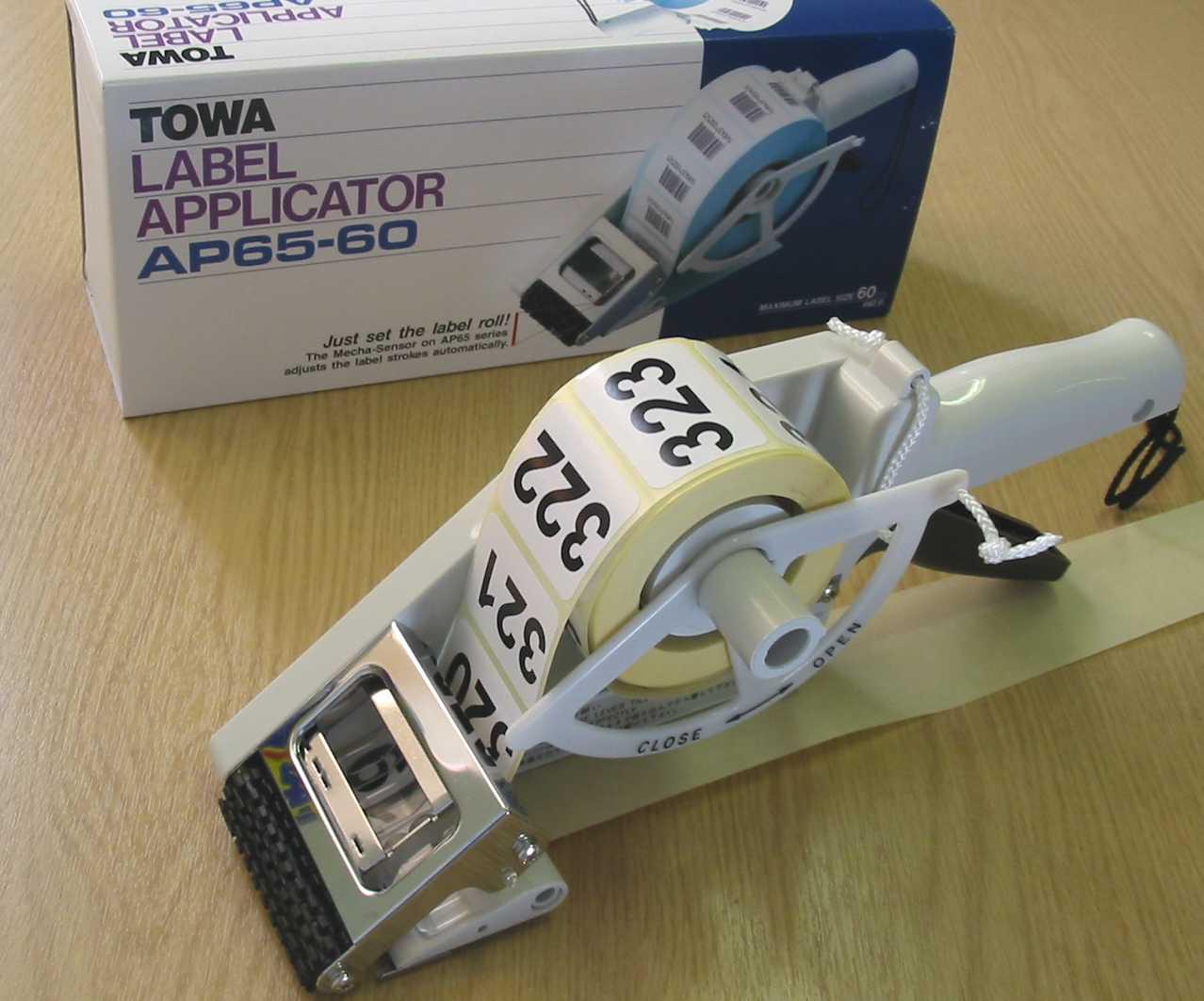 Аппликатор этикеток Towa 65-60 (APN-60)